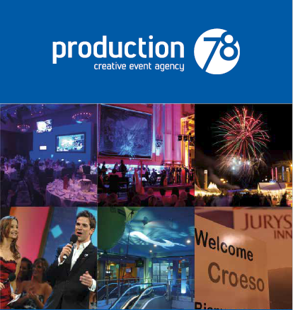 Production 78 Brochure